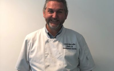 Q&A with John, Castle MacLellan Development Chef