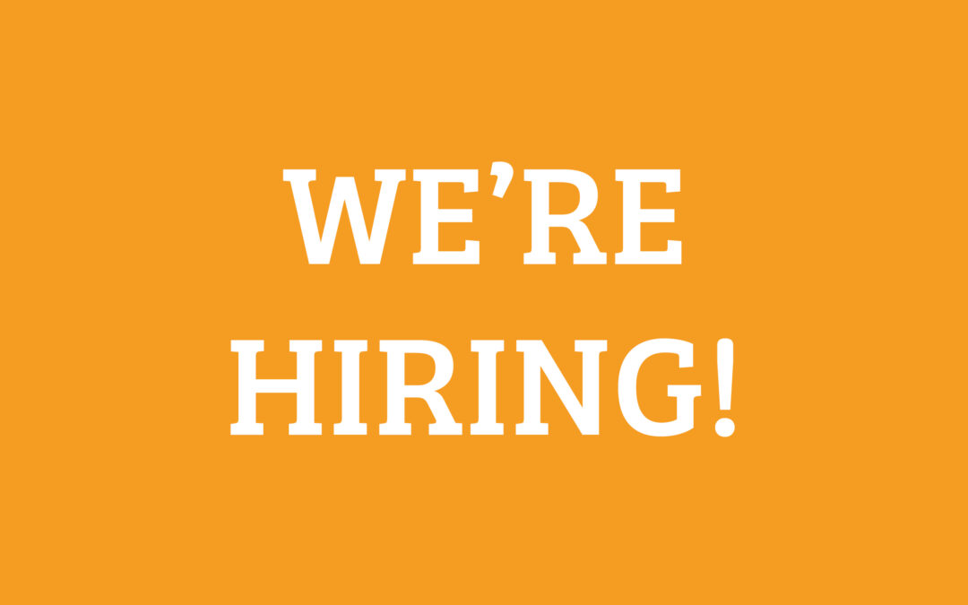 Vacancy – Quality Assistant Temporary